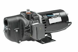 WAYNE 1/2 HP Cast-Iron Shallow Well Jet Pump