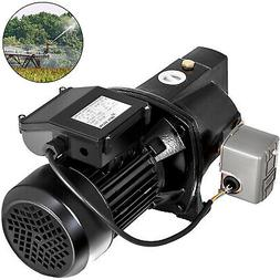 1/2 HP Shallow Well Jet Pump w/ Pressure Switch 110V Heavy D