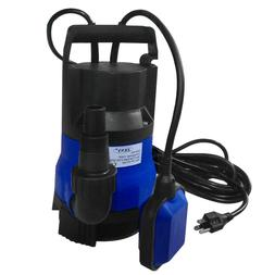 1/2 HP Submersible Clean Dirty Water Pump Swimming Pool Pond