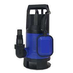 XtremepowerUS 2000GPH 1/2HP Clean/ Dirty Water Submersible P