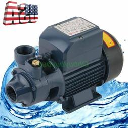 1/2HP Electric Industrial Centrifugal Clear Clean Water Pump