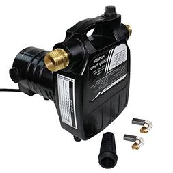 EXTRAUP 115Volt 1/2HP 1500 GPH Heavy Duty High Pressure Cast