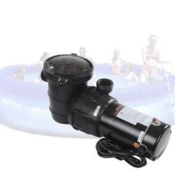 Yescom 1.5 HP Above Ground Swimming Pool Spa Water Pump Outd