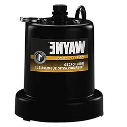 1/6 HP Heavy-Duty Submersible Utility Pump