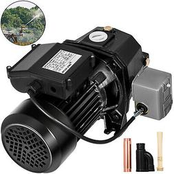1 HP Shallow or Deep Well Jet Pump w/ Pressure Switch Homes