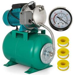 1 HP Shallow Well Jet Pump W/ Pressure Switch 950 GPH Lawn S