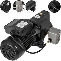 1 HP Shallow Well Jet Pump w/ Pressure Switch 110V Water IP4