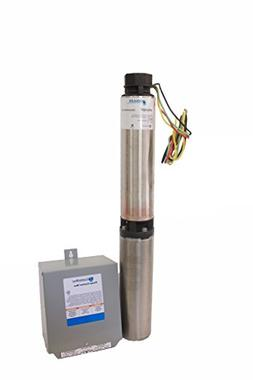 Goulds 10SB07412C Submersible Water Well Pump, Motor, & Cont