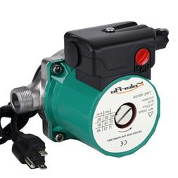 """110V 3/4""""Stainless Steel Hot Water Circulation Pump 3-Speed"""
