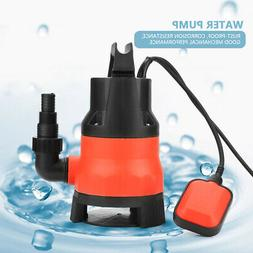 110V 400W Electric Submersible Water Pump Clean Garden House