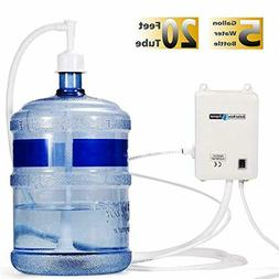 VEVOR 110V Bottled Water Dispensing Pump System with Single