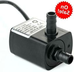12 Volt Small Mini Submersible Water Pump For Camping Diy Sw