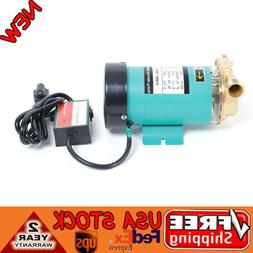 120W Automatic Household Water Booster Pump Boost Pressure W