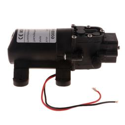 12V DC Diaphragm Water Pressure Pump for Sink, Shower, Toile