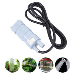 12V DC Submersible Pump Washing Pump Under Water Pump Bath P