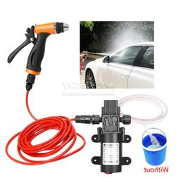 12V High Pressure Washer 5Mode Spray Gun Car Electric Wash W