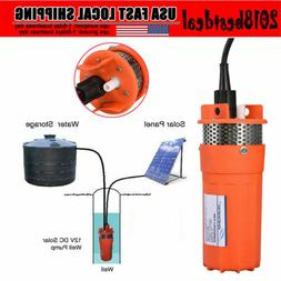 12V Submersible Deep Solar Well Alternative Solar Battery Wa