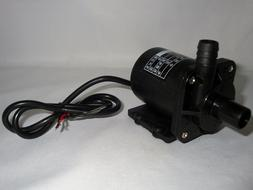 12VOLT DC SUBMERSIBLE WATER FOUNTAIN PUMP 145GPH 10' LIFT -
