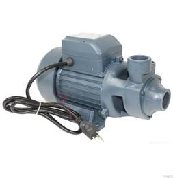 New 110v 13GPM LIFT 26ft 1HP Electric Clear Water Pump pool