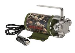 Red Lion 14942008 Portable Pump, 12 volts, Stainless Steel