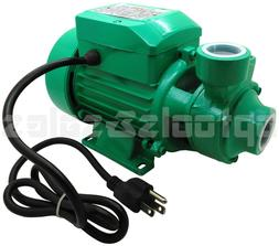 1hp clear water pump electric centrifugal clean