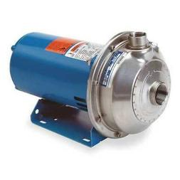 GOULDS WATER TECHNOLOGY 1MS1F7B4 Pump,1-1/2 HP,3 Phase,Max.