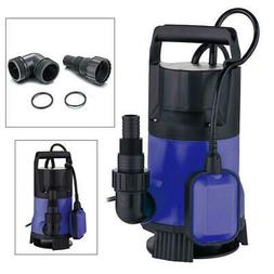 2000GPH 1/2HP Submersible Clean/Dirty Water Pump Swimming Po
