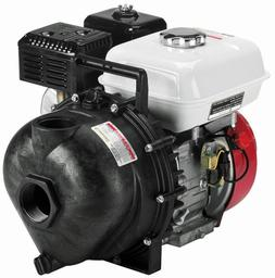 "Banjo 200PH-5E 2"" Poly Pump with 5.5 HP Honda Engine with El"