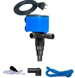210 GPH Powerhead Submersible Water Pump Aquarium Fish Tank