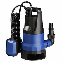 3/4 HP 2640GPH 550W Swimming Pool Flood Pond Submersible Dir