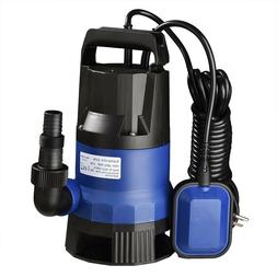 Yescom 3/4HP 2640GPH 550W Submersible Dirty Clean Water Pump
