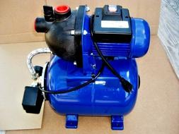 Foster 3/4hp Shallow well Water Pressure Pump with Tank!  (C