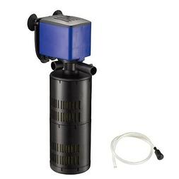 320 GPH 3 in1 Internal Filter Oxygen Submersible Water Pump