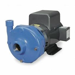 GOULDS WATER TECHNOLOGY 4BF1KBF0 Centrifugal Pump,7-1/2 HP,1