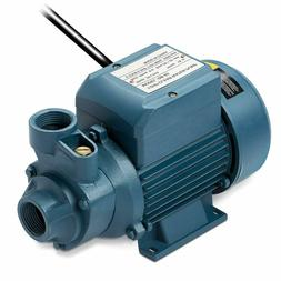 Tooluxe 50635 Electric Centrifugal Clear Water Pump, 0.5 Hp