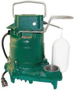 Zoeller 53-0001 M53 Mighty-mate Submersible Sump Pump 1/3 HP