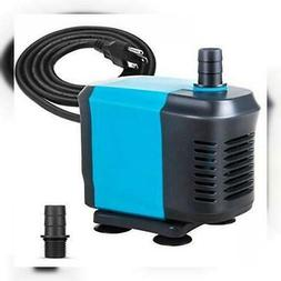 KEDSUM 550GPH Submersible Pump, Ultra Quiet Water Pump with