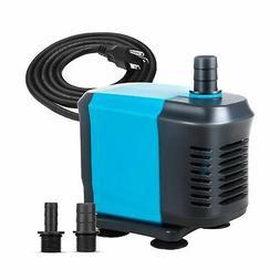 KEDSUM 550GPH Submersible Water Pump, Ultra Quiet Submersibl