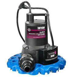 WAYNE 57729-WYNP WAPC250 1/4 HP Automatic ON/OFF Water Remov