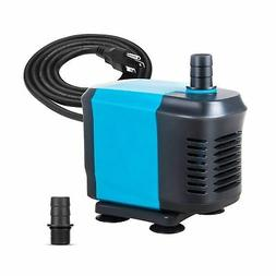 KEDSUM 770GPH Submersible Pump, Ultra Quiet Water Pump with
