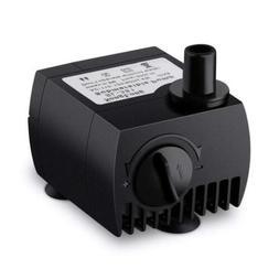 VicTsing 80 GPH Submersible Water Pump For Pond, with 5.9ft