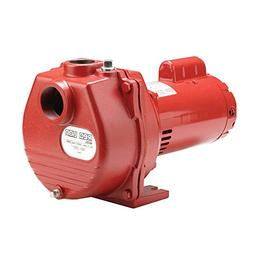 Red Lion 89 GPM 2 HP Self-Priming Cast Iron Sprinkler Pump 6