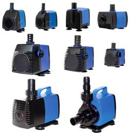 Aquarium Submersible Water Pump Powerhead Hydroponic Fountai