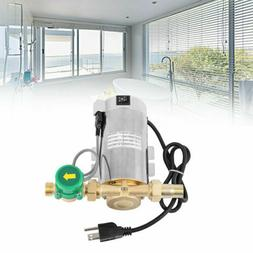 90W Automatic Water Pressure Booster Pump for Home Shower Wa