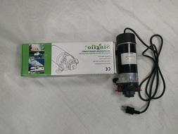 SINGFLO Automatic 115V, 60 PSI Water Pump for Boat and RV