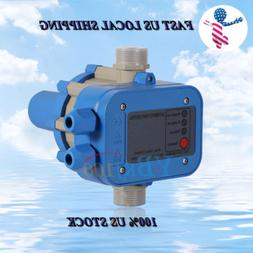 110V Automatic Pump Pressure Controller Electronic Switch Co
