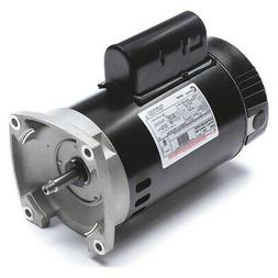 CENTURY B2854 Pool Motor, 1-1/2 HP, 3450 RPM, 115/230V
