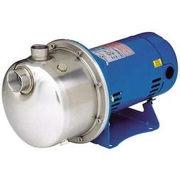 GOULDS WATER TECHNOLOGY Booster Pump,1 HP,3Ph,208 to 240/480