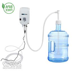 Bottled Water System- Filtered Water Delivery System with Si