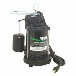 WAYNE CDU800 1/2 HP Submersible Cast Iron and Steel Sump Pum